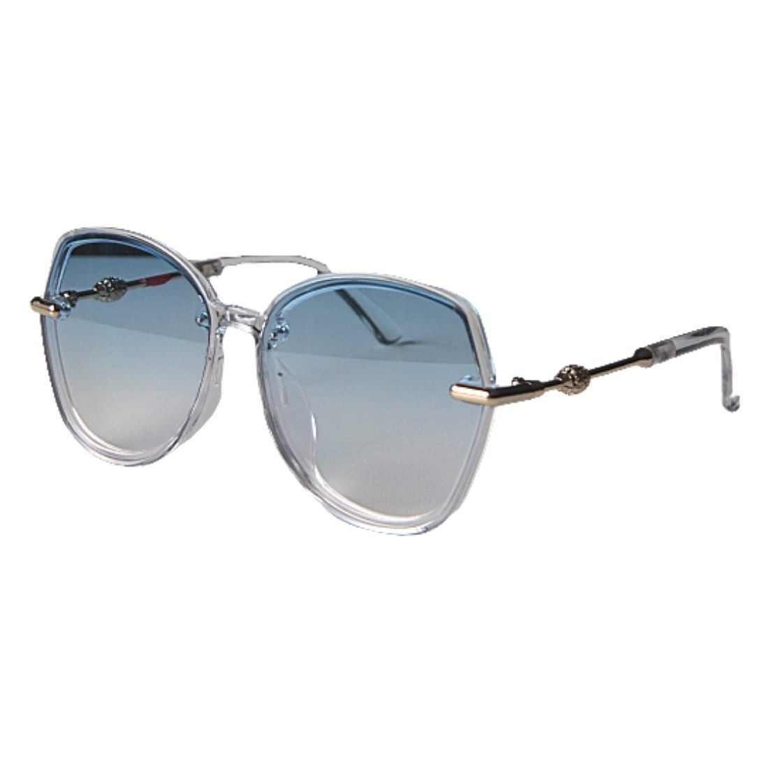 Óculos de Sol Khatto Shape Degradê Italiano - PU