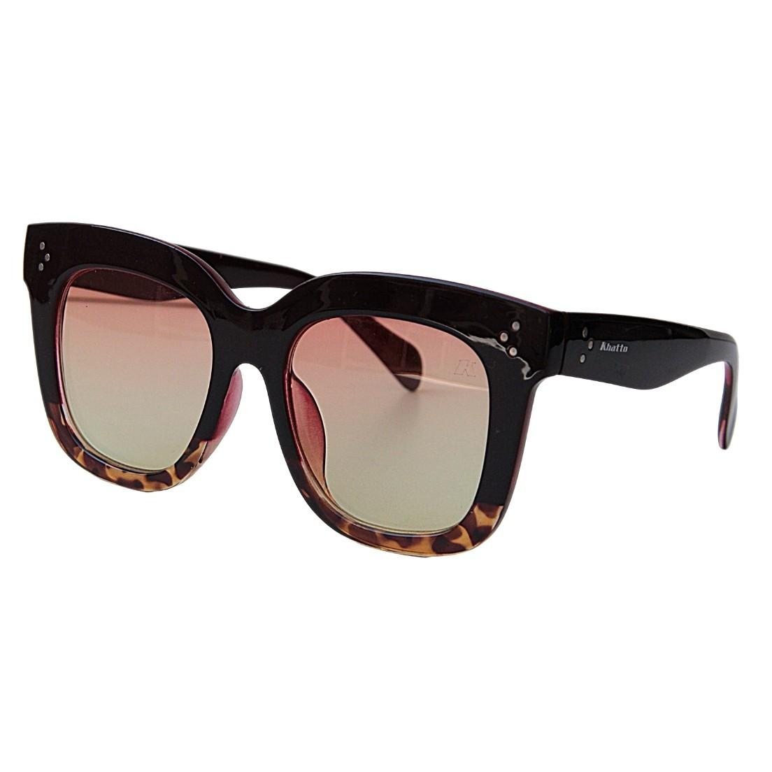 Óculos de Sol Khatto Square Downtown Italiano  - C125