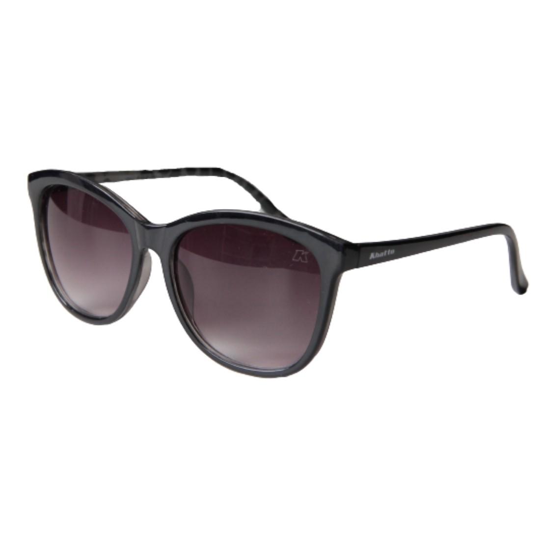 Óculos de Sol Khatto Square Oncinha Italiano  - PU