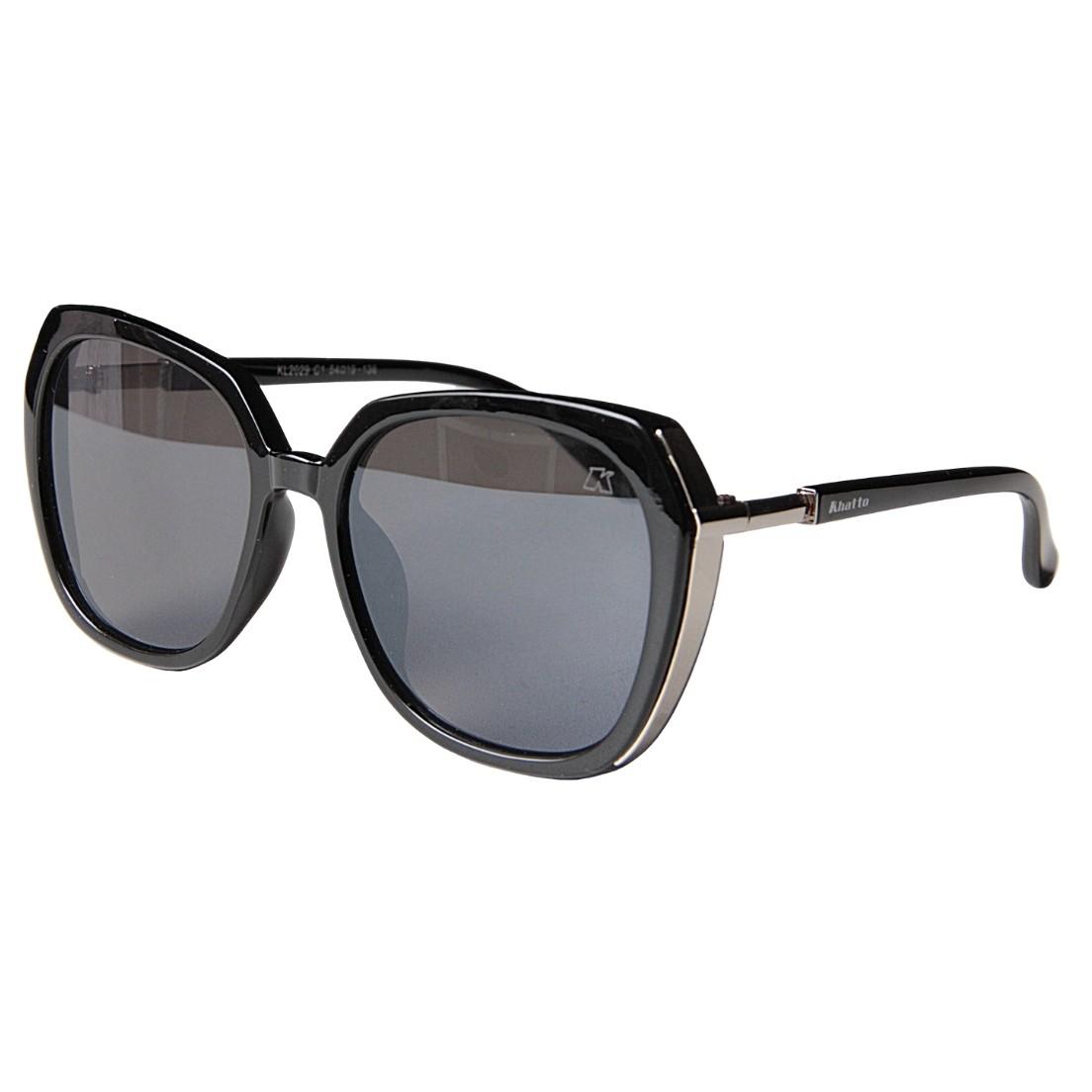Óculos de Sol Khatto Square Veloz Italiano - PU