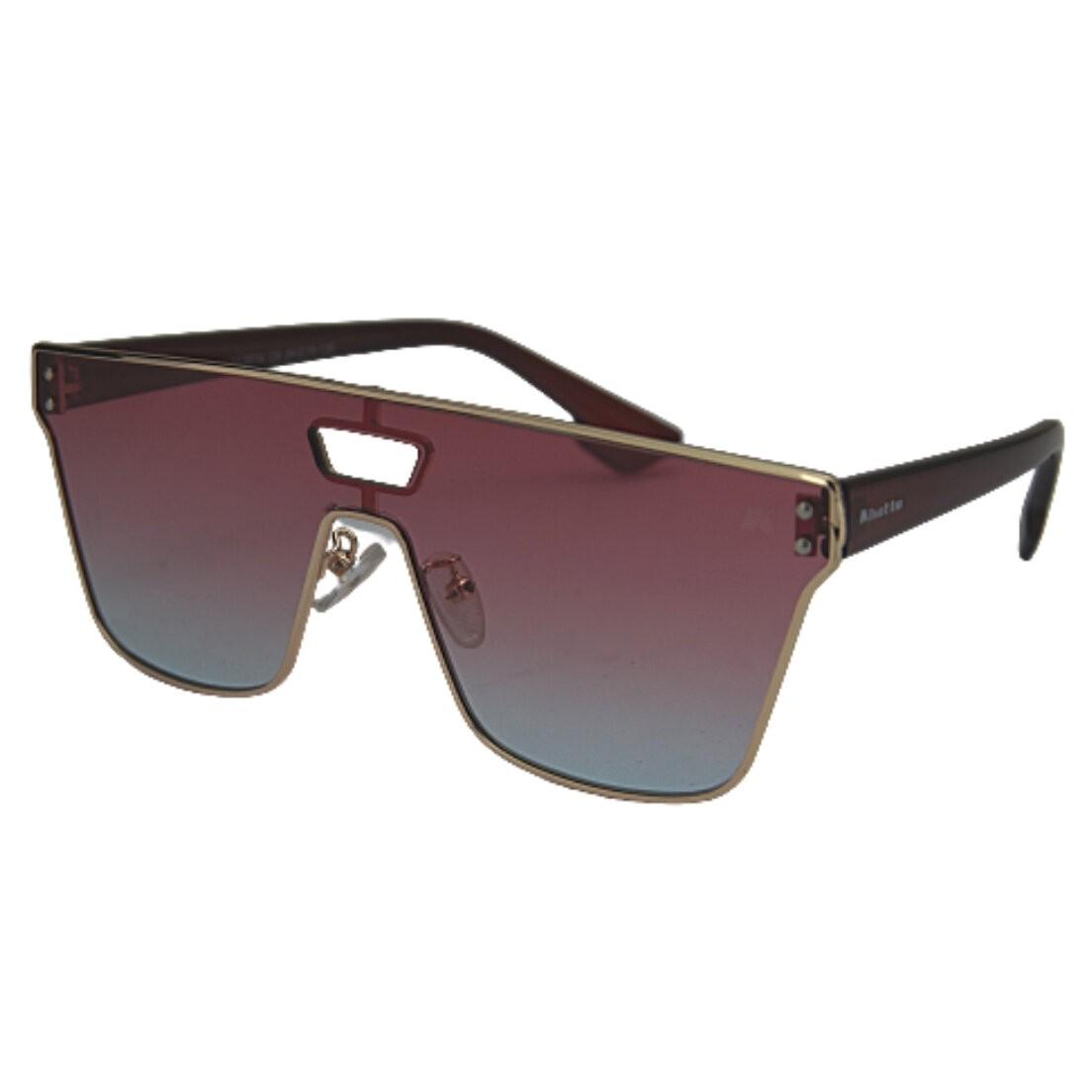 OUTLET - Óculos de Sol Khatto Square Pretty - Azul e Rosa