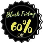 Balck Friday 60%