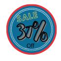 37% Off