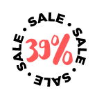 39% Off Óculos de sol masculino