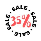 35% Off Esportivos