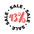 43% Off Boné Feminino