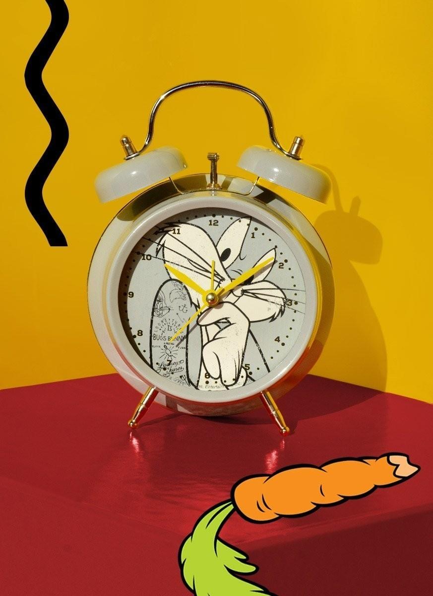 Relógio Despertador Pernalonga Tattooed
