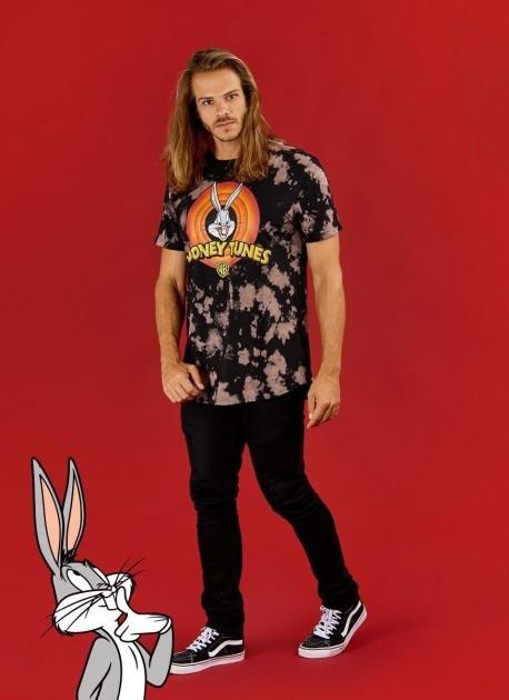 Camiseta Masculina Looney Tunes Logo