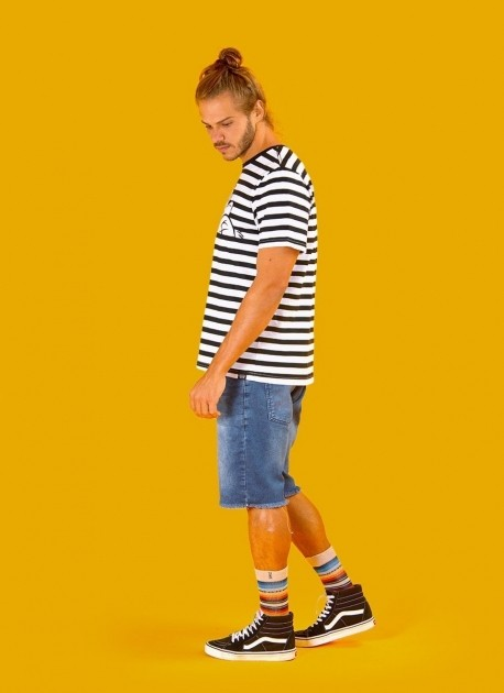 Camiseta Masculina Taz Tracing