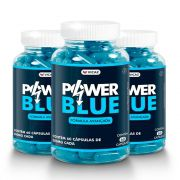 Power Blue - Promoção 3 Unidades da Vicaz