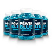 Power Blue - Promoção 5 Unidades de 60 Cápsulas - Vicaz