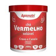 Chá Vermelho Solúvel - 200g - Apisnutri