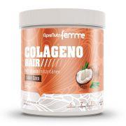 Colágeno Hair Hidrolisado - Sabor Coco - 200g - Apisnutri