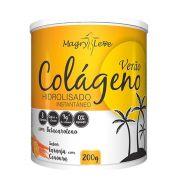 Colágeno Hidrolisado - Laranja com Cenoura - 200g - Apisnutri