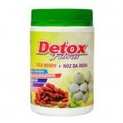 Detox Fibras - Goji Berry e Noz da Índia - 400g