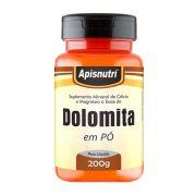 Dolomita em Pó - 200g - Apisnutri