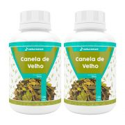 Duo Canela de Velho  - 240 Cáps. - 500mg - Naturemed