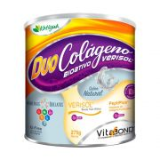 Duo Colágeno - Bioativo Verisol - Sabor Natural - 275g - Katiguá