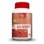 Goji Berry - 60 Cáps. - 500mg - Fito Naturais