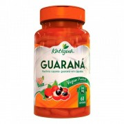 Guaraná - 60 Cápsulas - Katiguá