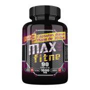 Max Fitne - 90 Cáps. - 1000mg - Katigua
