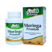 Moringa Premium - 60 Tablets - God Green