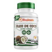 Óleo de Coco - Extra Virgem - 120 cáps. - 1000mg - Melcoprol