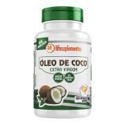 Óleo de Coco - Extra Virgem - 60 cáps. - 1000mg - Melcoprol