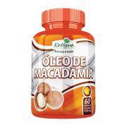 Óleo de Macadâmia - 60 Cáps. - 1000 mg - Katigua