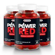 Power Red - Promoção 3 Unidades - VICAZ