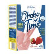 Shake Time - Morango - 400g - Apisnutri