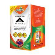 Vitamina A - 120 cápsulas  - Katiguá