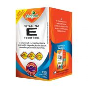 Vitamina E - 120 Cáps. - 125mg - Katiguá
