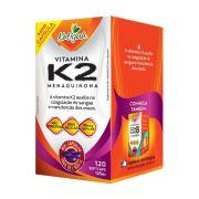 Vitamina K2 - 120 Cáps. - 125mg - Katiguá