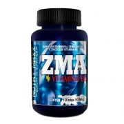 ZMA - Supl. Mineral de Magnésio e Zinco com Vit. B6 - 120 Cáps. - 500mg - Melcoprol