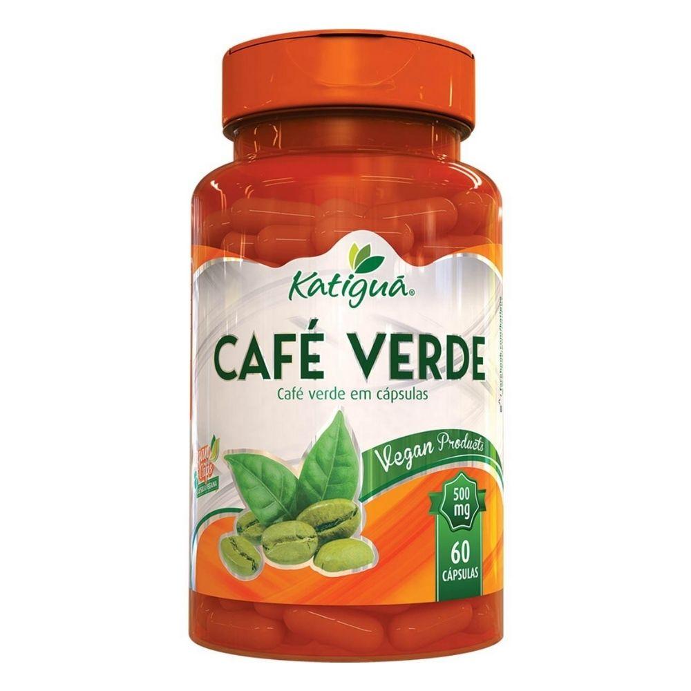 Café Verde - 60 Cápsulas - Katiguá