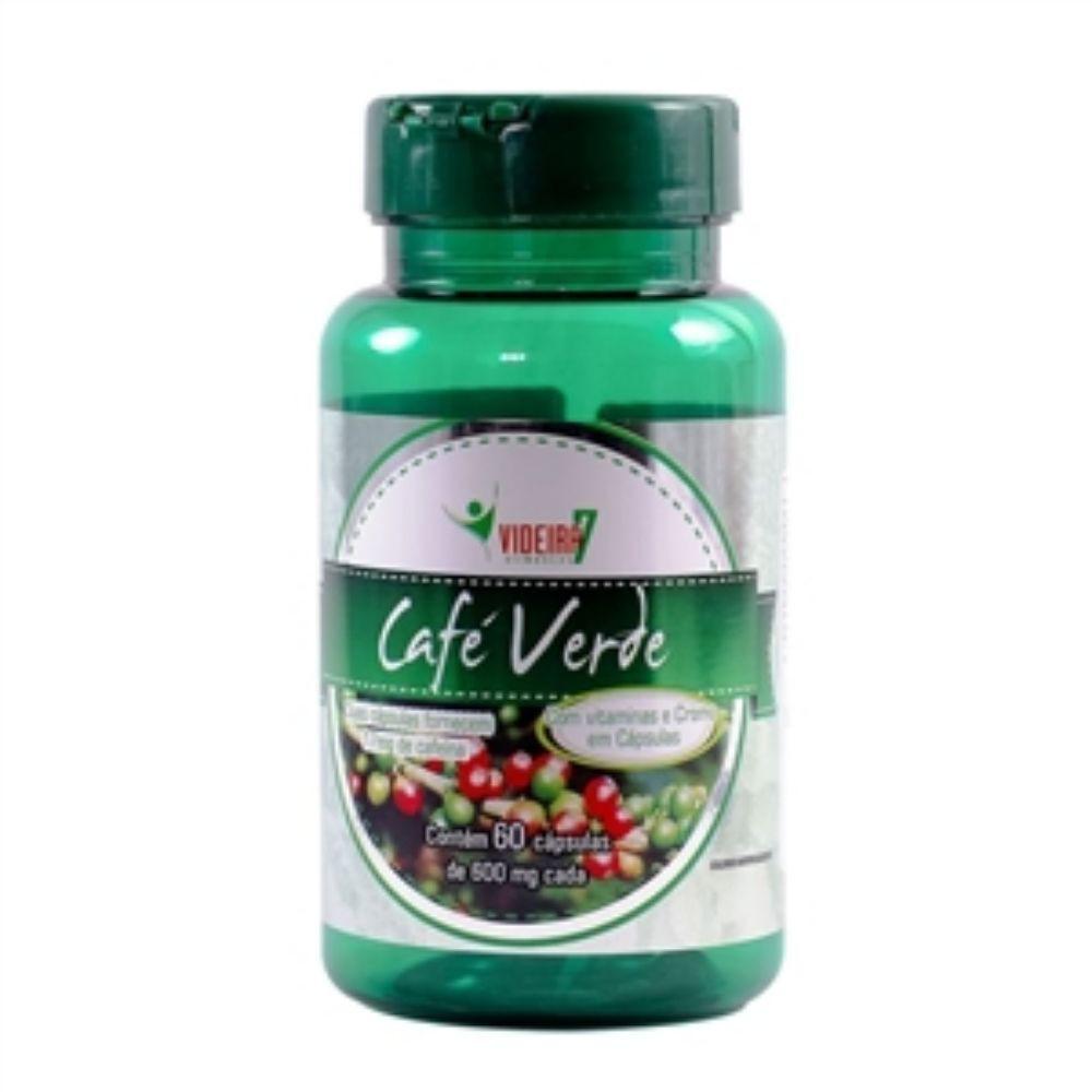 Café Verde - 60 Cápsulas - Videira 7