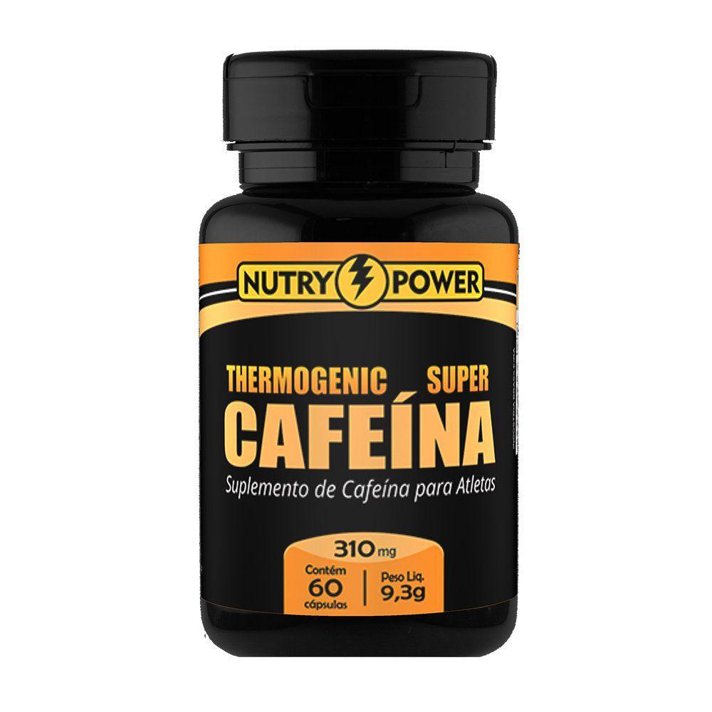 Cafeína - 60 Cápsulas - Apisnutri