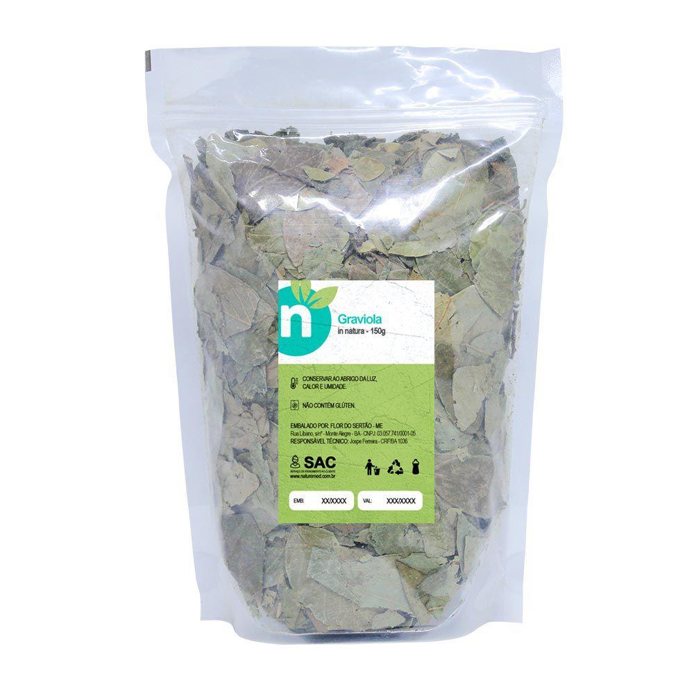 Chá de Graviola - 150g - Naturemed