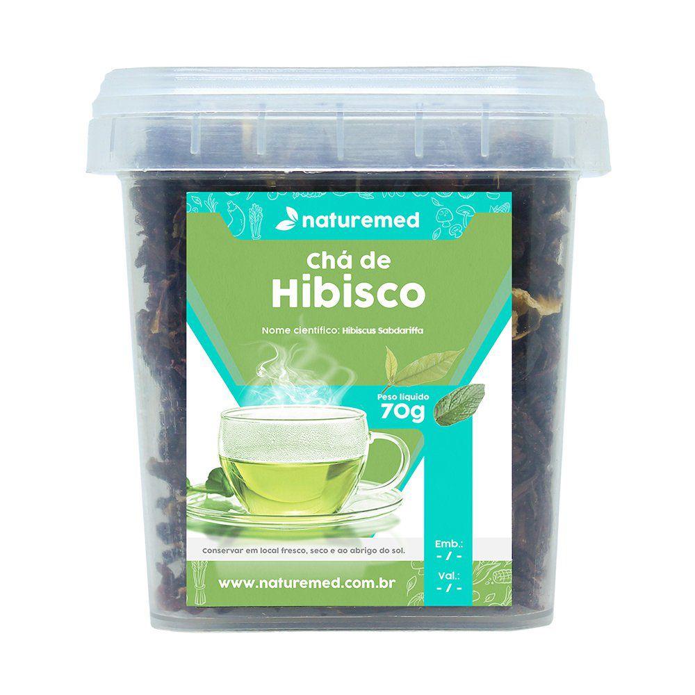 Chá de Hibisco - 70g