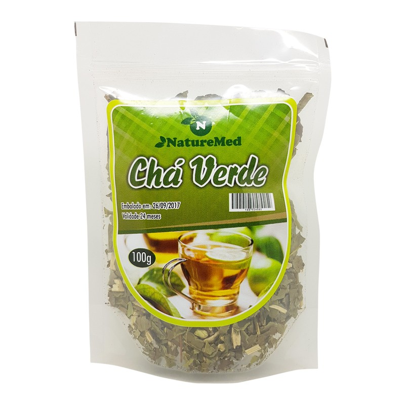 Chá Verde - 100g