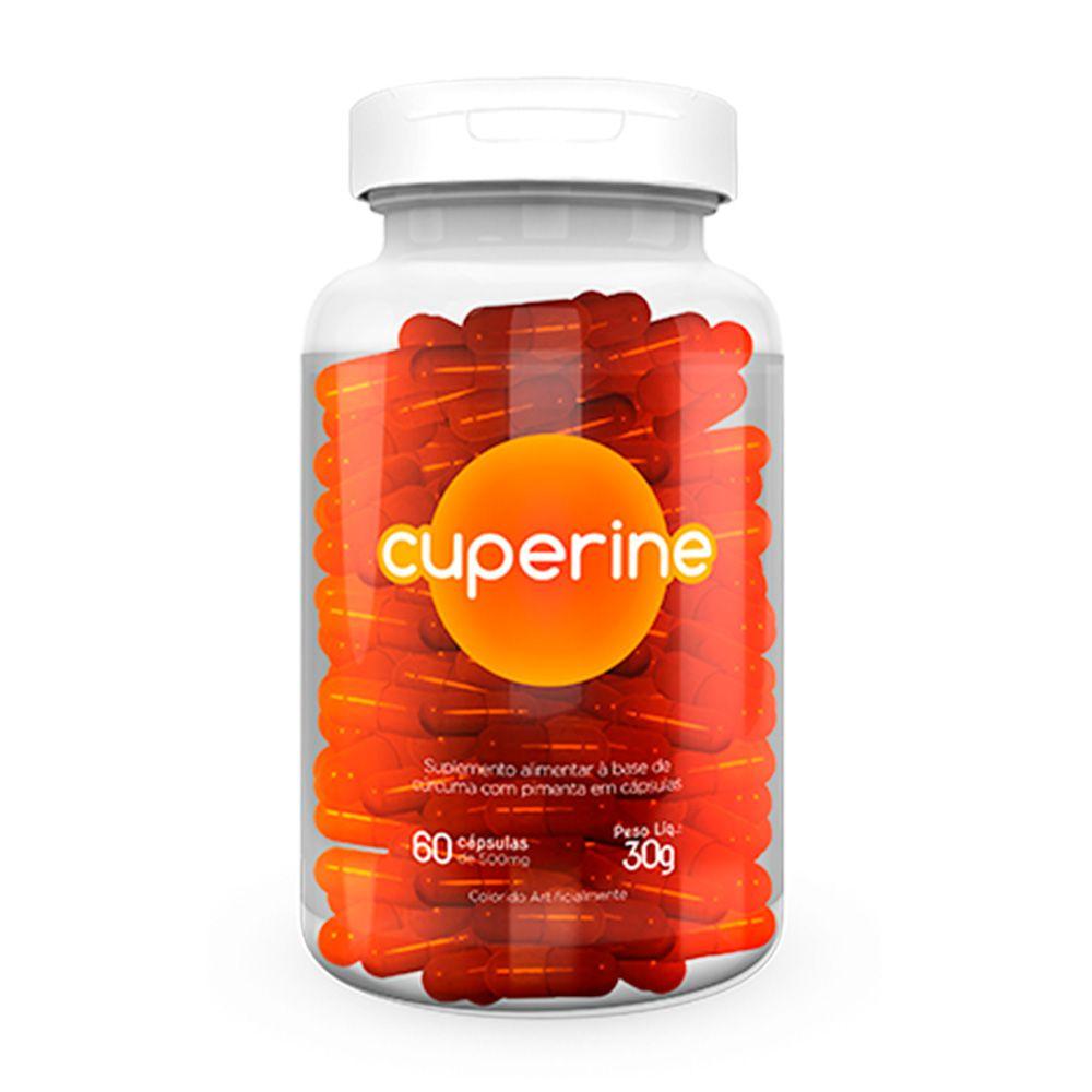 Cuperine - 60 Cáps. - 500 mg - Vicaz