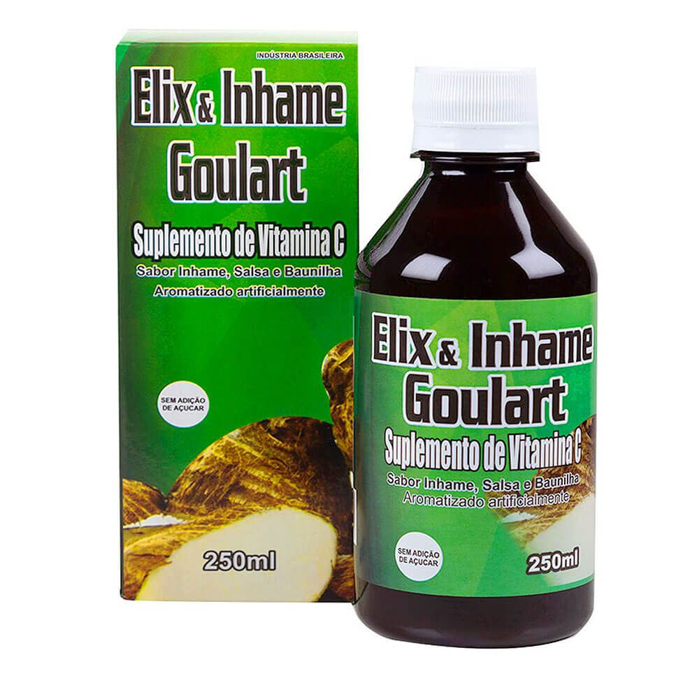 Elix & Inhame Goulart - 250ml - Delta