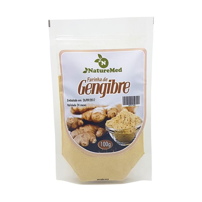 Farinha de Gengibre - 100g