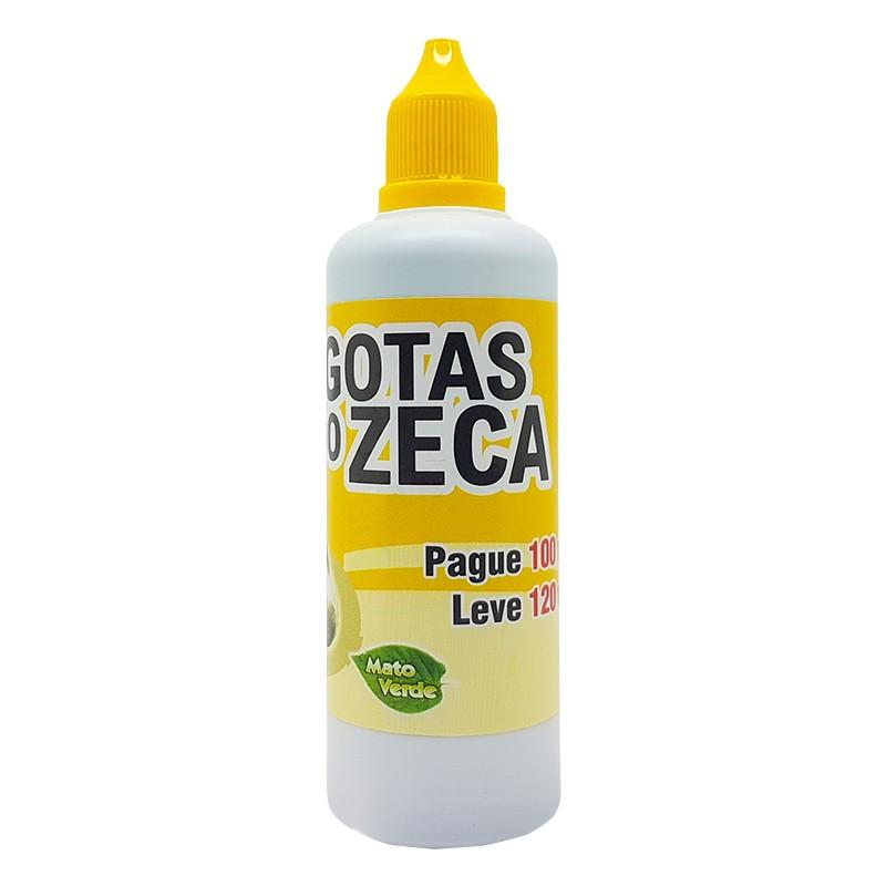 Gotas do Zeca - 120ml - Mato Verde