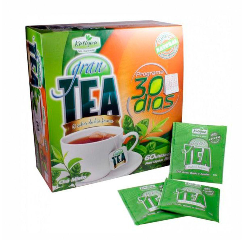 Gran Tea Chá Misto - 60 Sachês - 150g