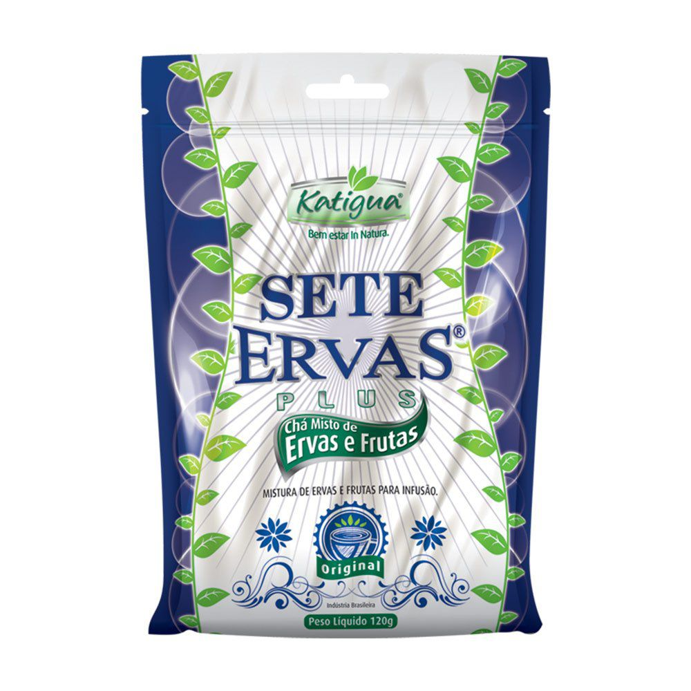 Sete Ervas Plus - 120g - Katigua