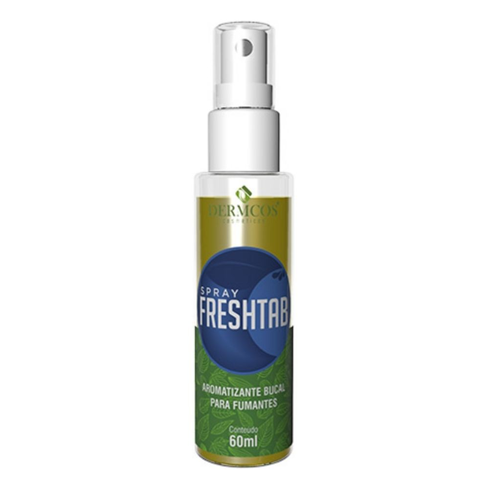 Spray para Fumantes - Freshtab - 60ml - Melcoprol