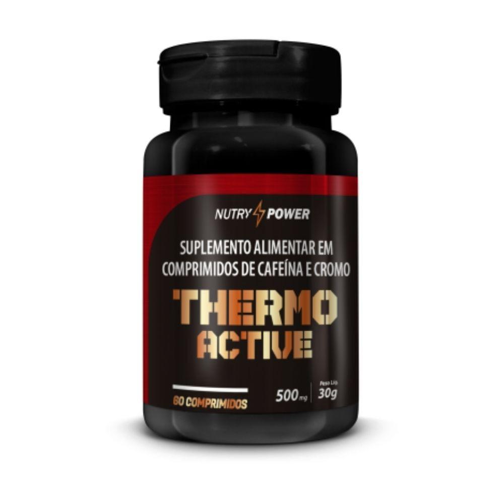 Thermo Active - 60 Comprimidos - Apisnutri