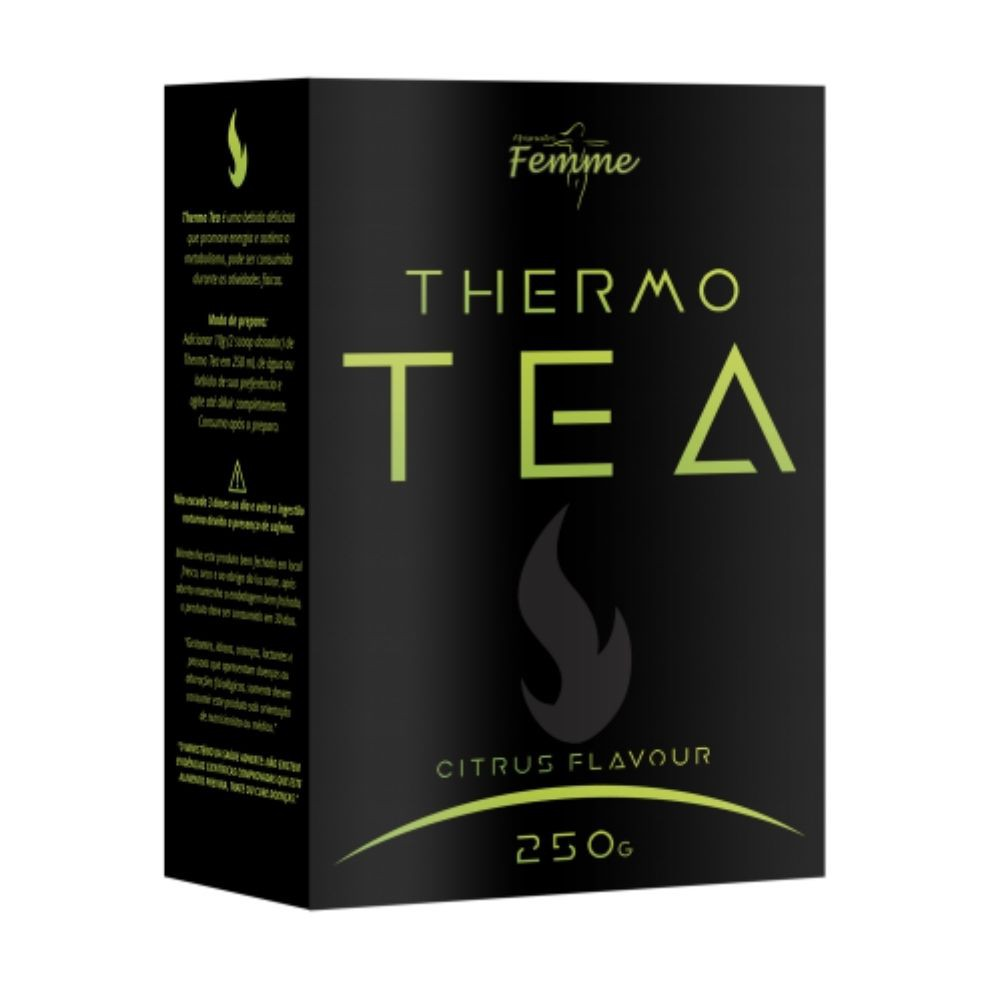 Thermo Tea - 250mg - Apisnutri